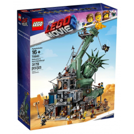 Benvenuto ad Apocalisseburg! - The Lego movie 2 70840