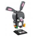Coniglietto di Pasqua - Lego Brick Headz 40271