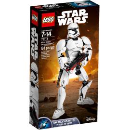 First Order Stormtrooper - Lego Star Wars 75114