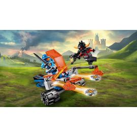 Blaster da battaglia di Knighton - Lego Nexo Nights 70310
