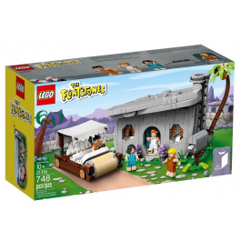 The Flintstones - Lego Ideas 21316