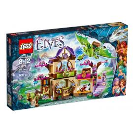 La piazza del mercato segreta - Lego Elves 41176