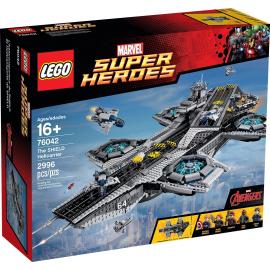 Helicarrier S.H.I.E.L.D. - Lego Marvel Super Heroes 76042