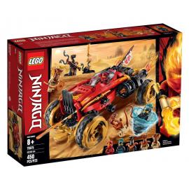 Katana 4x4 - Lego Ninjago...