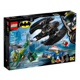 Bat-aereo di Batman e la...