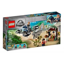 Dilofosauro in fuga - Lego...