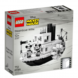 Steamboat Willie - Lego...