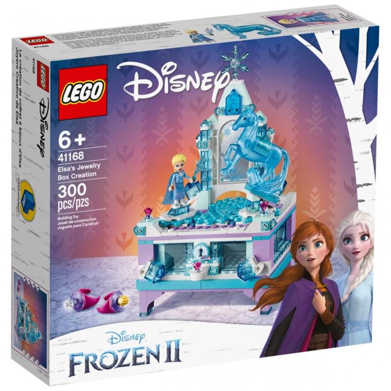 Il portagioielli di Elsa - Lego Disney 41168