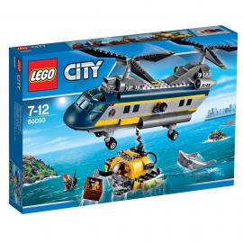 Elicottero di Salvataggio - Lego City 60093