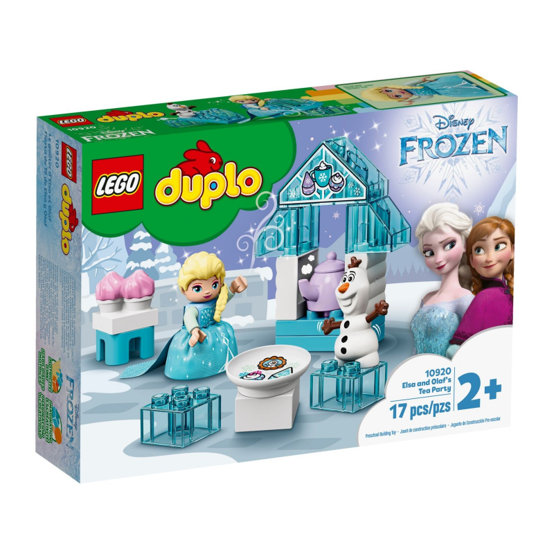 Il tea party di Elsa e Olaf - Lego Duplo 10920
