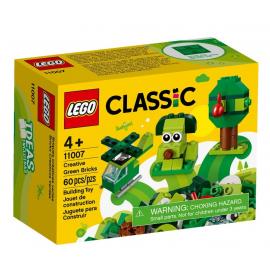 Mattoncini verdi creativi - Lego Classic 11007