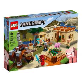 L'incursione della Bestia - Lego Minecraft 21160