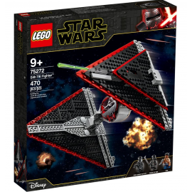 Sith TIE Fighter - Lego Star Wars 75272