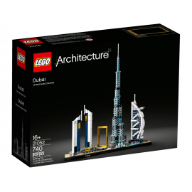 Dubai - Lego Architecture 21052