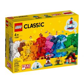 Mattoncini e case - Lego Classic 11008