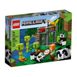 L'allevamento di panda - Lego Minecraft 21158