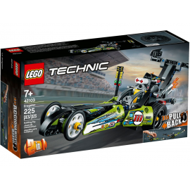 Dragster - Lego TECHNIC 42103