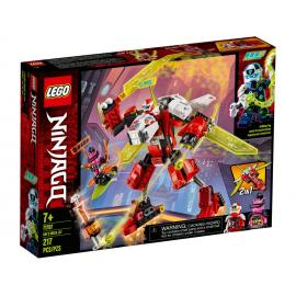 Il Mech-Jet di Kai - Lego...