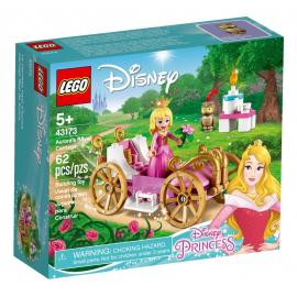 La carrozza reale di Aurora - Lego Disney 43173