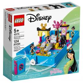 Il libro delle fiabe di Mulan - Lego Disney 43174