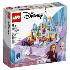 Il libro delle fiabe di Anna ed Elsa - Lego Disney 43175