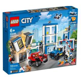 Stazione di Polizia - Lego City 60246