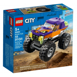 Monster Truck - Lego City 60251