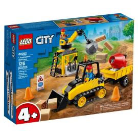 Bulldozer da cantiere - Lego City 60252