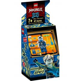 Avatar di Jay - Pod sala giochi - Lego 71715