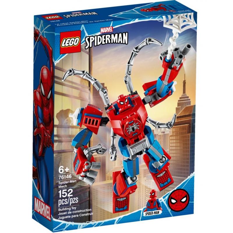 Mech Spider-Man - Lego Marvel 76146