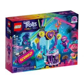 Festa techno alla barriera corallina - Lego Trolls 41250