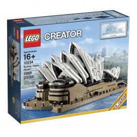 Sydney Opera House - Lego Creator 10234