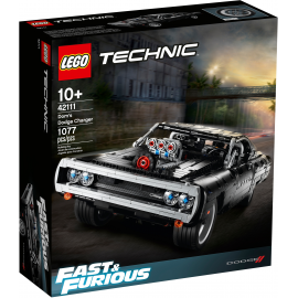 Dom's Dodge Charger - Lego Technic 42111