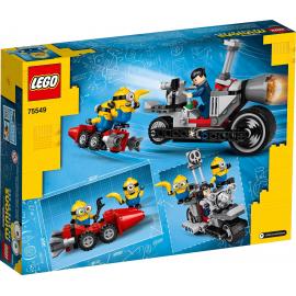 Moto da inseguimento - Lego Minions Moto 75549