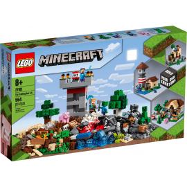 Crafting Box 3.0 - Lego Minecraft 21161