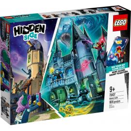 Il Castello Misterioso - Lego Hidden side 70437