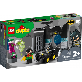 Batcaverna - Lego Duplo 10919