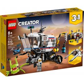 Il Rover di esplorazione...