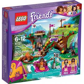 Ratfing al campo avventure - Lego Friends 41121