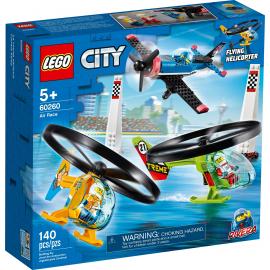 Sfida aerea - Lego City 60260