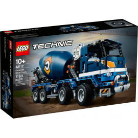 Betoniera - Lego Technic 42112