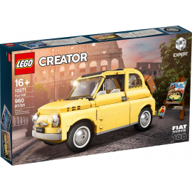 Fiat 500 - Lego Creator...