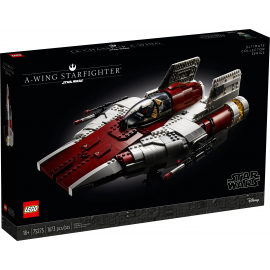 A-wing Starfighter - Lego...