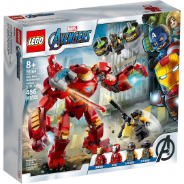 Iron Man Hulkbuster contro...
