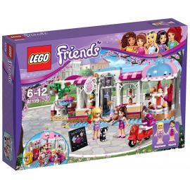 Il Cupcake cafè di Heartlake - Lego Friends 41119