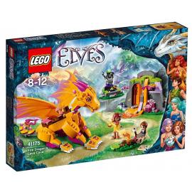 La grotta lavica del Dragone di fuoco - Lego Elves 41175