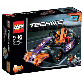 Go-kart da corsa - Lego Technic 42048