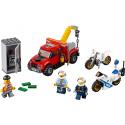 Autogrù in panne - Lego City 60137