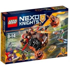 Lo spaccalava di Moltor - Lego Nexo Nights 70313