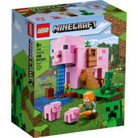 La pig house - Lego...